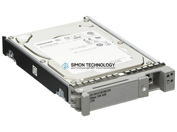 Cisco CISCO 1.2 TB 12G SAS 10K RPM SFF HDD (UCS-HD12TB10K12N)