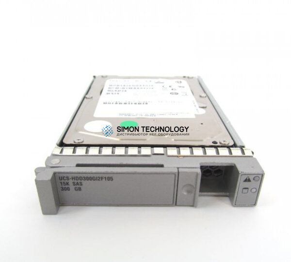 Cisco Cisco RF 450GB SAS 15K RPM SFF HDD (UCS-HD450G15KS2-E-RF)