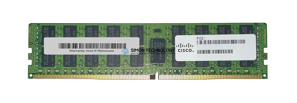 Оперативная память Cisco SAMSUNG 64GB DDR4 2666MHz 4Rx4 1.2V LRDIMM (UCS-ML-X64G4RS-H-OEM)