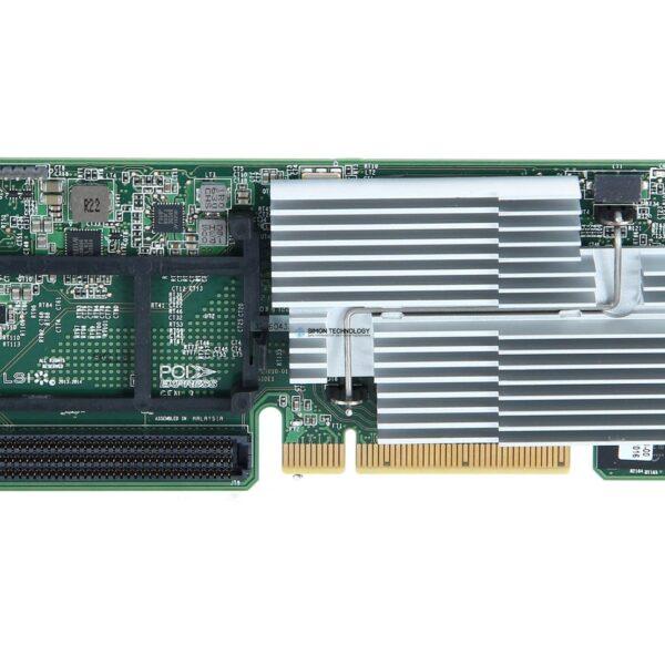 Модуль Cisco Cisco RF 12Gbps SAS 512MBFBWC Cachemodule (UCSC-MRAID12G-512-RF)
