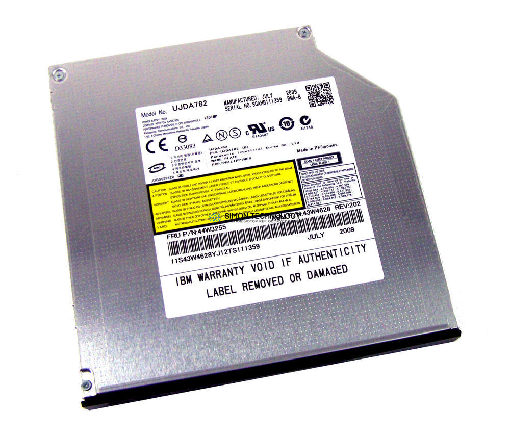IBM IBM DVD R400 8X SATA (UJDA782)