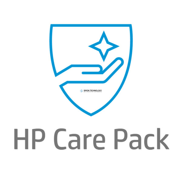 HP Electronic Care Pack Pick-Up and Return Service - Serviceerweiter (UK720E)