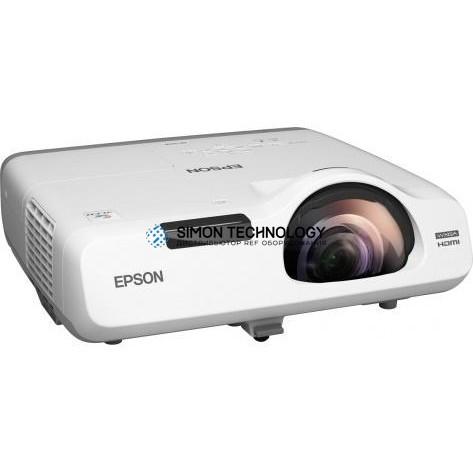 Epson EB-535W - 3-LCD-Projektor - 3400 lm (wei?) (V11H671040)