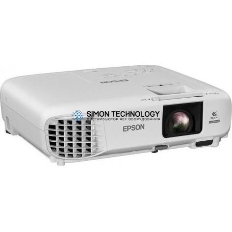 Epson EB-U05 - 3-LCD-Projektor - tragbar - 3400 lm (wei?) (V11H841040)