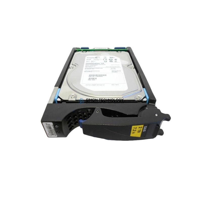 EMC EMC Disk 2TB 7.2K SAS 3,5 (V4-VS07-020U)