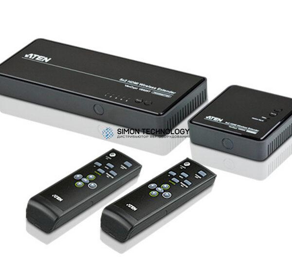 Aten Wireless HDMI Matrix/Extender (30m) Full (VE829-AT-G)