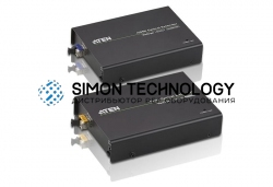 Aten HDMI Audio/Video Extender + IR + RS232 over o (VE882-AT-G)