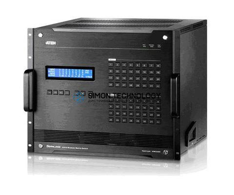 Aten Aten 32x32 Digital Modular Matrix µ Chassis Only / (VM3200-AT-G)