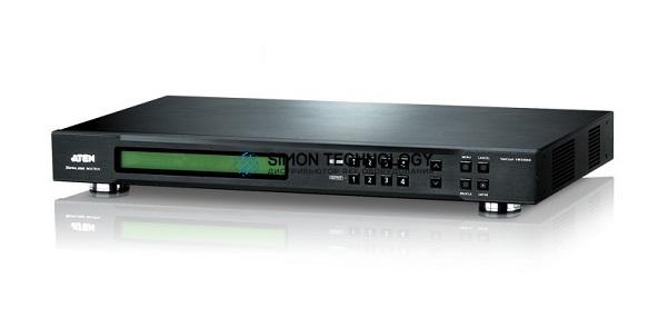 Aten Aten 4 x 4 DVI Matrix Switch + Videowall + Scaler (VM5404D-AT-G)