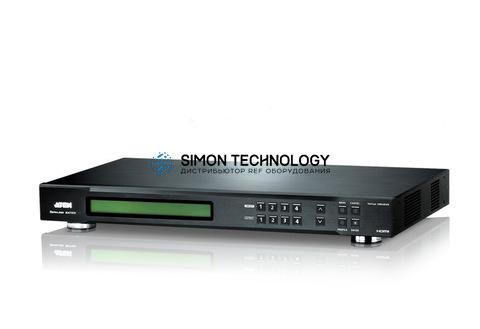 Aten Aten 4 x 4 HDMI Audio/Video Matrix Switch + Videow (VM5404H-AT-G)
