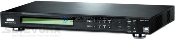 Aten Aten 4 x 4 4K@60Hz HDMI Matrix Switch + Videowall (VM6404H-AT-G)