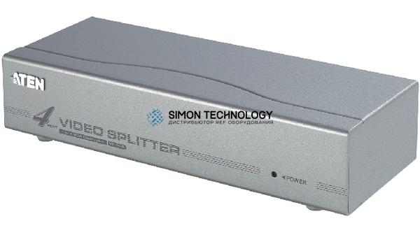 Aten 4-Port VGA Video Splitter (350 MHz) (VS94A-AT-G)