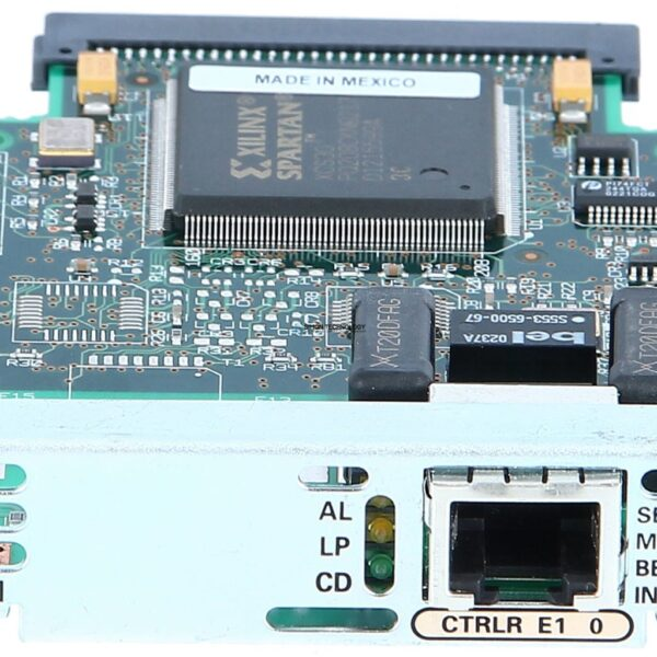 Модуль Cisco 1-Port RJ-48 Multiflex Trunk - E1 (VWIC-1MFT-E1=)