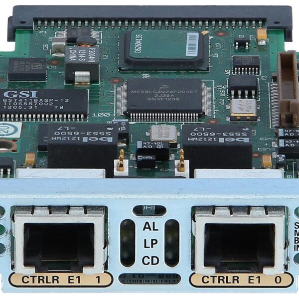 Модуль Cisco 2-Port 2nd Gen Multiflex Trunk Voice/WAN Int. Card - G.703 (VWIC2-2MFT-G703)