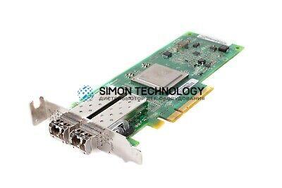 Dell DELL Dell QLE2562 8GB Dual Port FC HBA Low Profile (VX60F-LP)
