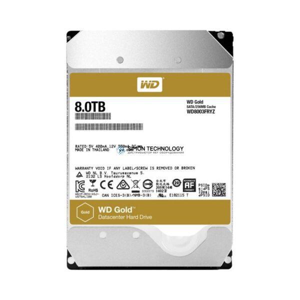 WD Gold Enterprise-Class Hard Drive 8003FRYZ - Festplatte - 8 TB (WD8003FRYZ)