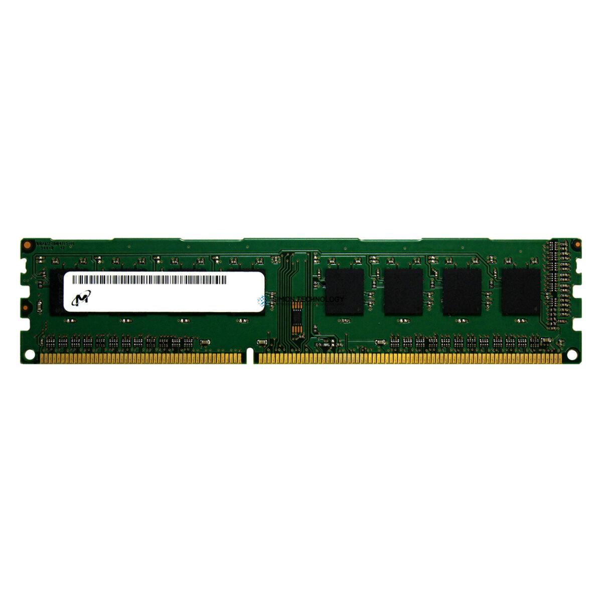 Оперативная память Micron MICRON 2GB (1*2GB) 1RX8 PC3L-10600R-9 DDR3-1333MHZ MEMORY (WH190)