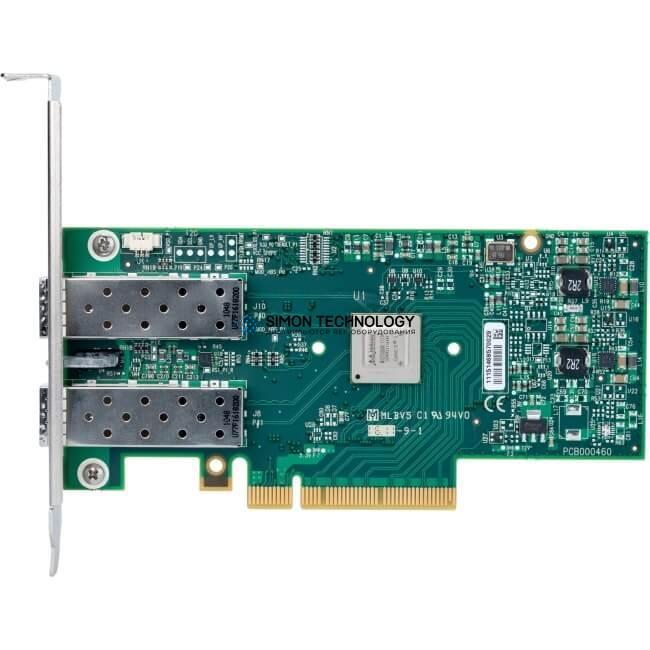 Сетевая карта Dell Dell Mellanox Con tX-3 Pro 10Gbs DP SFP+ HP (WMW2G)