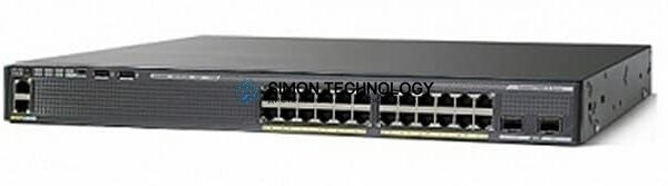 Cisco CISCO EXCESS Catlyst2960XR24GigE PoE370W, 2x10G SFP+, IPLite (WS-C2960XR24PDI-WS)
