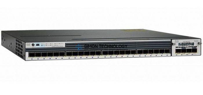 Коммутатор Cisco EXCESS Catalyst 3750X 24 Port GE SFP IP Services (WS-C3750X-24S-E-WS)