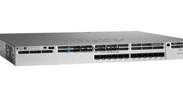 Cisco CISCO EXCESS Cisco Catalyst 3850 12 Port GE SFP IP Base (WS-C3850-12S-S-WS)