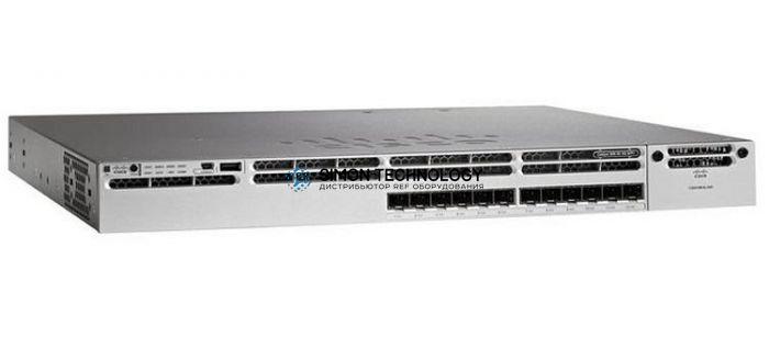 Cisco Catalyst 3850 12 Port 10G Fiber Switch IP Base (WS-C3850-12XS-S)