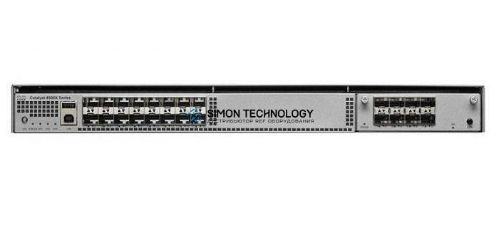 Cisco CISCO Cisco Catalyst 24 x 10G Ent. Services. No P/S (WS-C4500X-24X-ES)