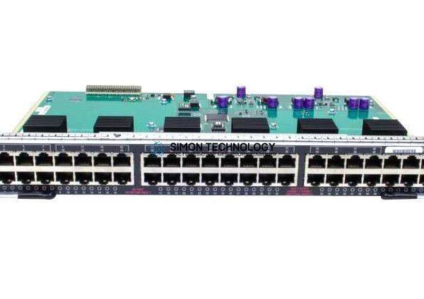 Модуль Cisco Catalyst 4500 PoE+ Ready 10/100/1000, 48-Port (RJ45) (WS-X4548-RJ45V+)