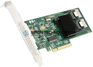 EMC EMC SAS PCIE HBA 2 port 3U/LP (X-SAS-PCIE-2-G)