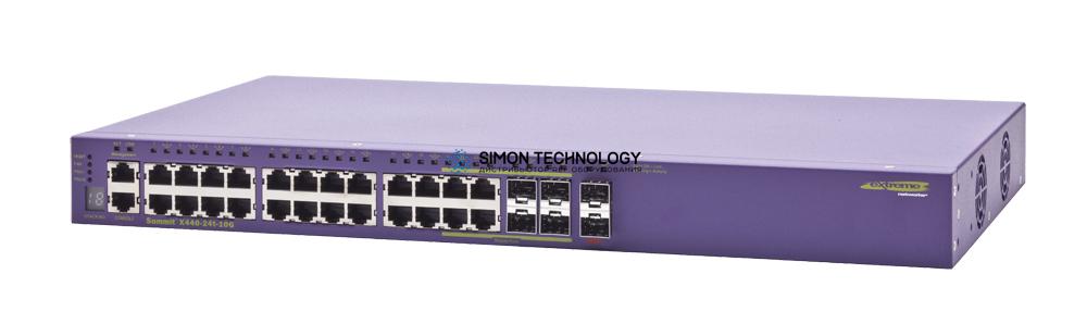 Cisco CISCO EXTREME 24x 1GB Base-T, 2x 1GB Base-X, 1 AC PSU (X440-24T-10G)