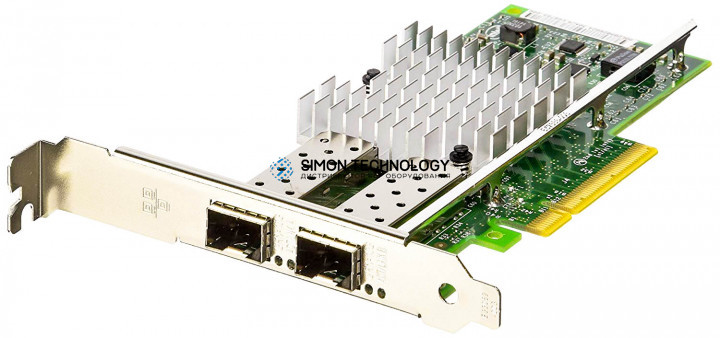 Сетевая карта Dell Dell Netzwerkadapter X520-DA2 DP 10GbE SFP+ PCI-e - (x520-DA2)