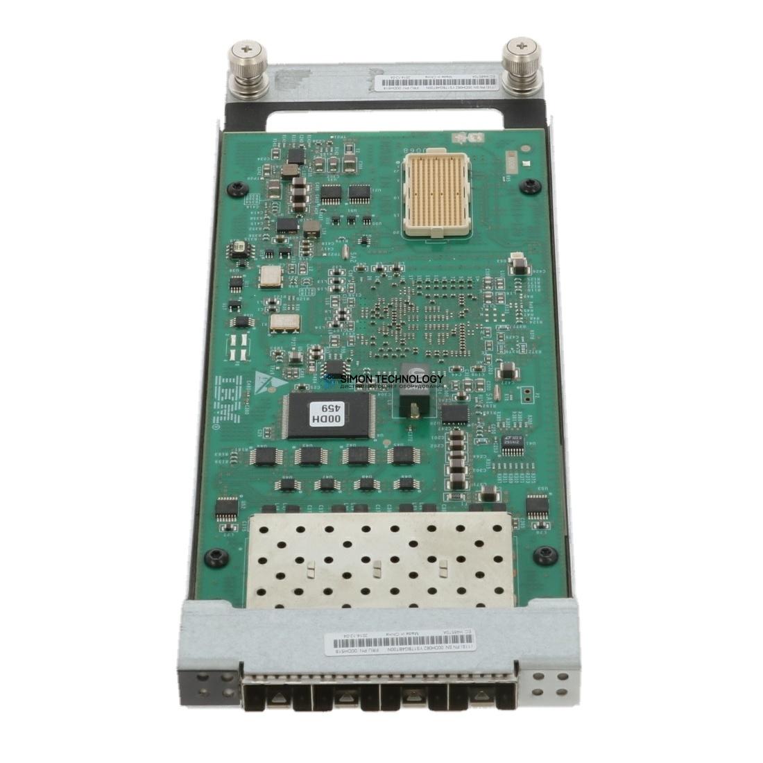 Модуль IBM 4port FC/FCoE adapter card (no SFP) (00DH518)