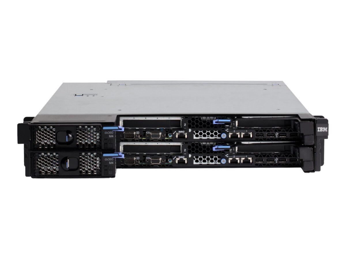 Сервер IBM DX360 M4 Configure To Order (00J6086)