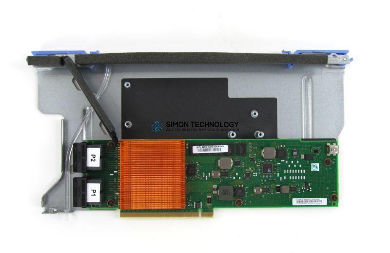 Контроллер RAID IBM 6GB PCIe (x8) SAS Raid Internal Adapter P8 (00MH908)