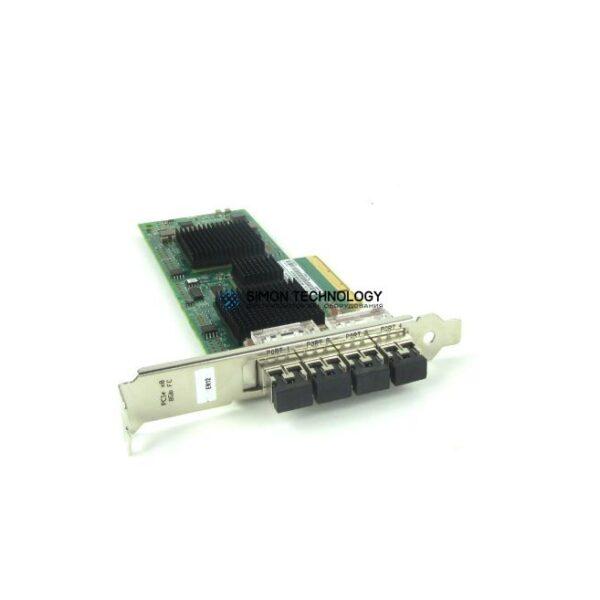 Контроллер IBM PCIE2 8GB 4-PORT FIBRE CHANNEL (00WT107)