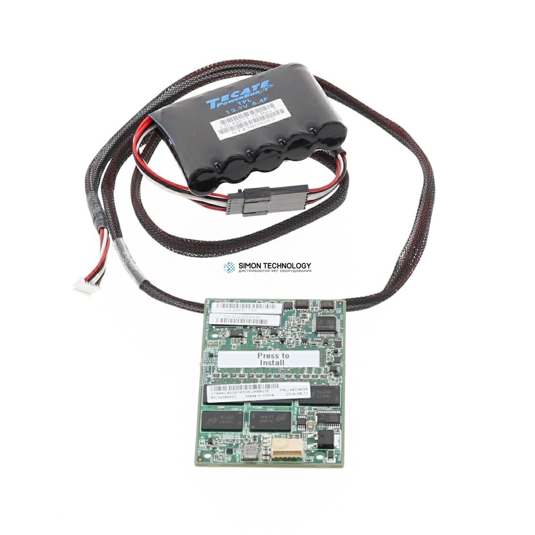 IBM Express ServeRAID M5100 Series 1GB Flash/RAID 5 Up Upgrade for IBM System x (00Y3672)