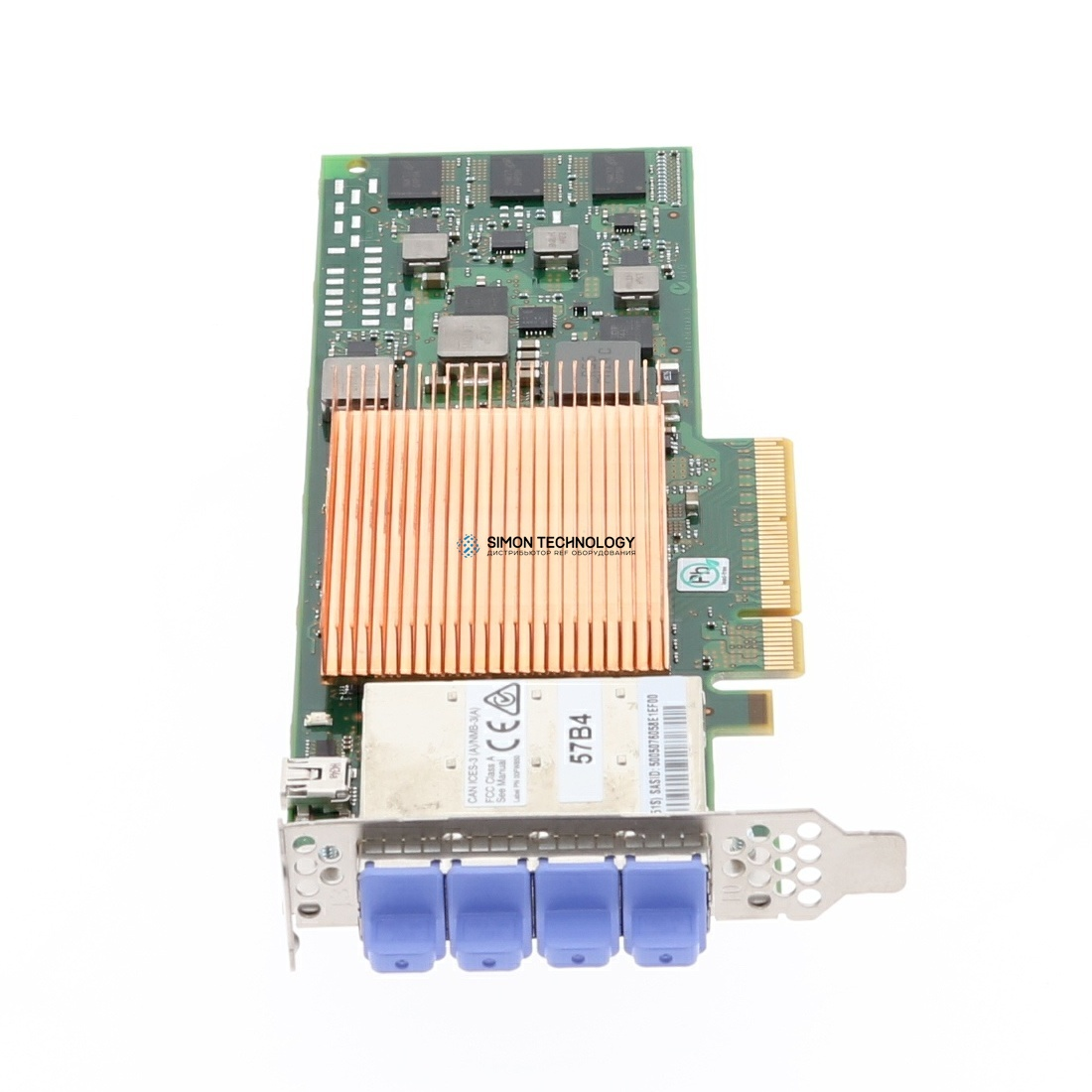 Контроллер IBM PCIE3 LP SAS TAPE DVD ADAPTER (01DH542)