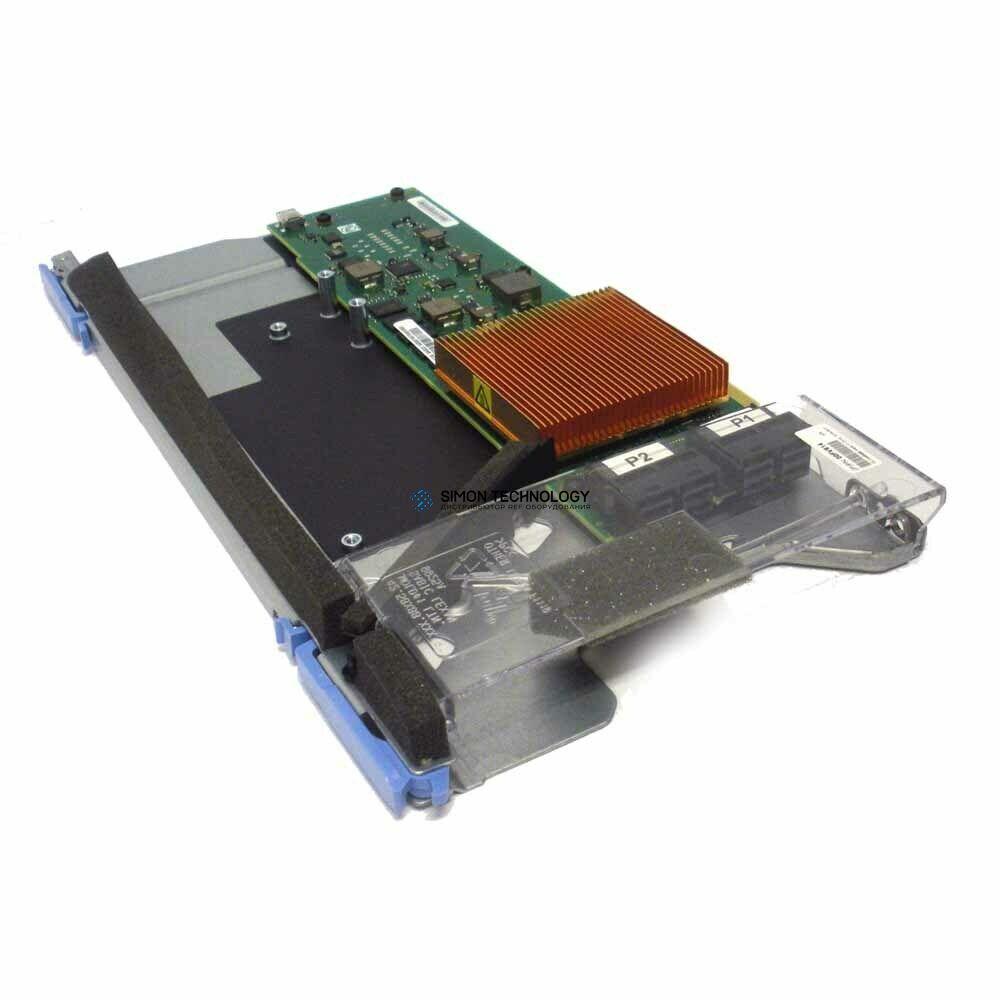 Контроллер RAID IBM Split #EJ0N to 6+6 SFF-3 Bays: Add 2nd SAS Ctrl (01DH550)