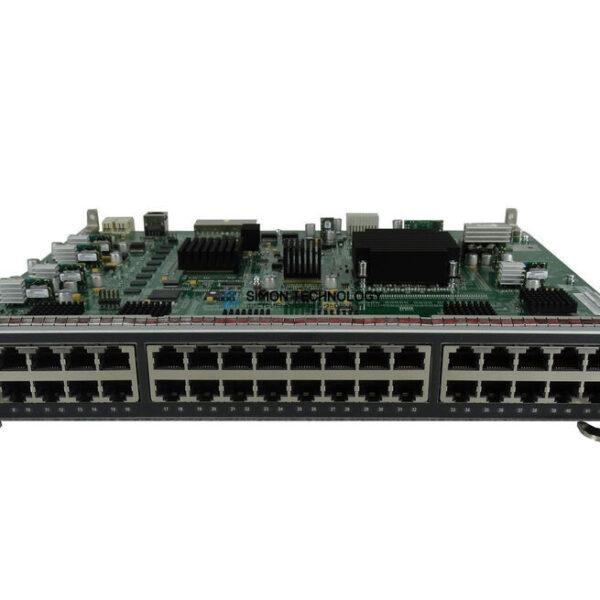 Модуль HPE HPE 9500 48-port Gig-T Module (0231A0BX)