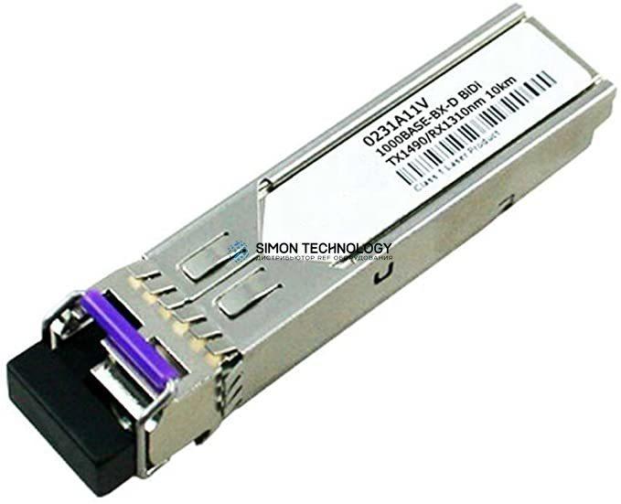 Трансивер SFP HPE X120 1G SFP LC BX 10-D Transceiver (0231A11V)
