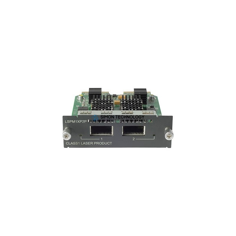 Модуль HPE HPE S5600 2-port 10GE XFP Module (0231A41A)