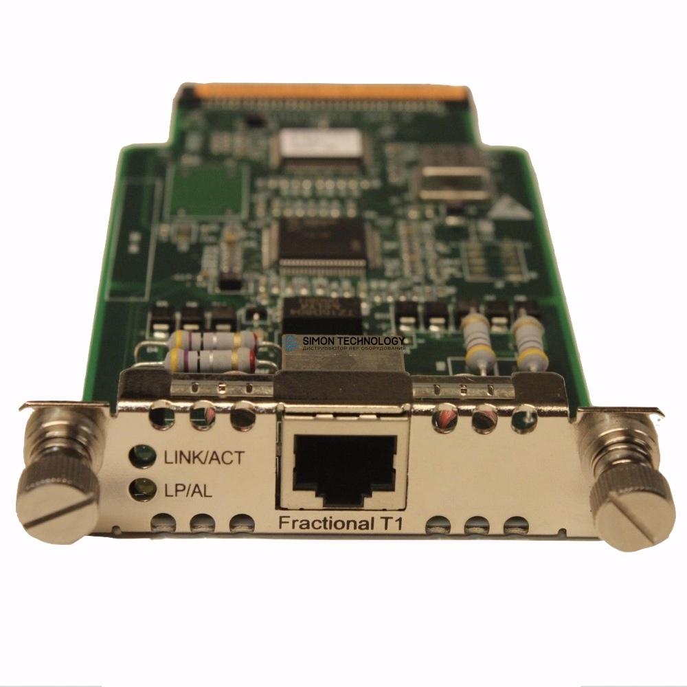 Модуль HPE HPE 1-Port 10/100 SIC A-MSR Module (0231A53T)