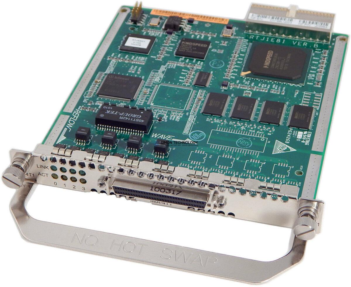 Модуль HPE HPE MSR 4-port T1 IMA MIM Module (0231A56F)