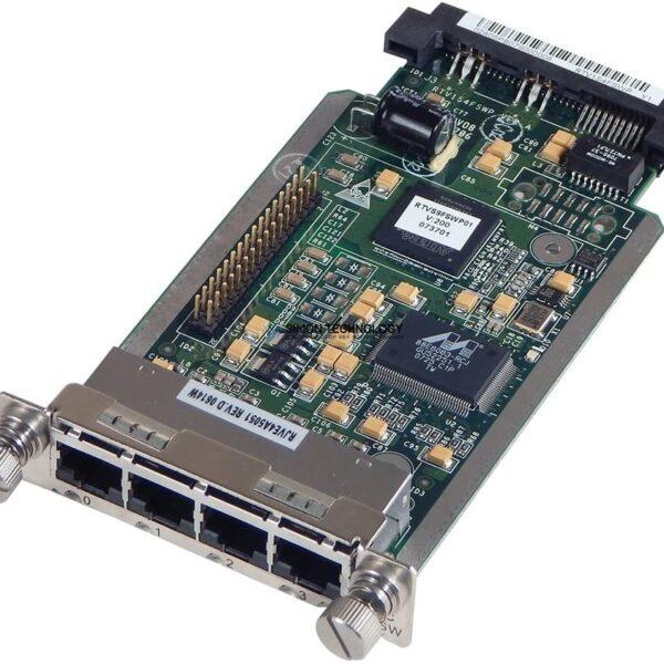 Модуль HPE HPE 4-Port 10/100 SIC A-MSR Module (0231A61N)