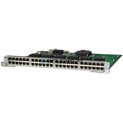 Модуль HPE HPE 12500 48-port Gig-T LEC Module (0231A85L)