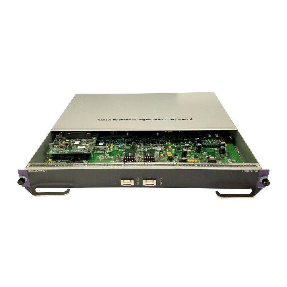 Модуль HPE HPE 9500 2-port 10GbE XFP Module (0231A865)