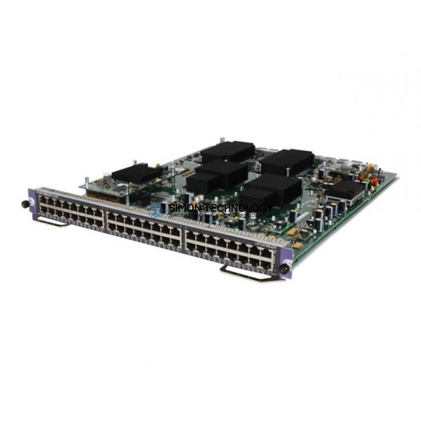 Модуль HPE HPE 12500 48-port Gig-T LEB Module (0231A97W)