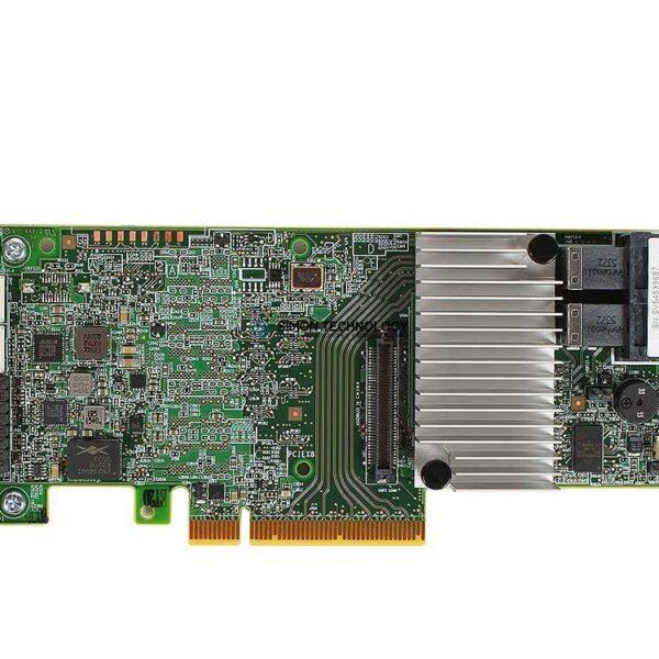Контроллер RAID LSI Raid-Controller 8-CH SAS 12G PCI-E x8 LP - (03-25420-11A)