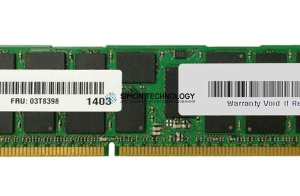 Оперативная память Lenovo 8GB 1600MHz 2Rx8 ECC RDIMM (03T8398)
