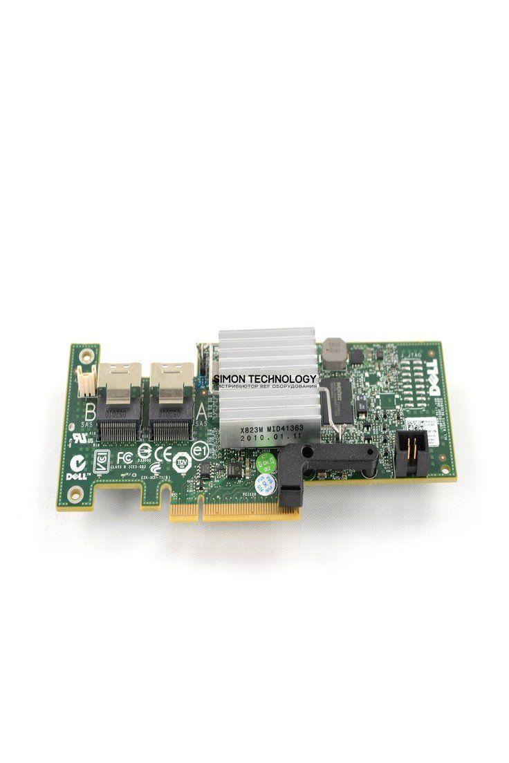 Контроллер RAID Dell PERC H200 SAS PCIE RAID CONTROLLER (0H215J)